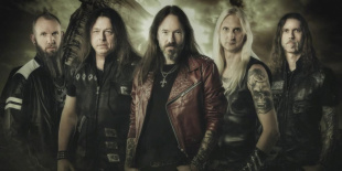 Hammerfall Budapesten - World Dominion Tour 2020