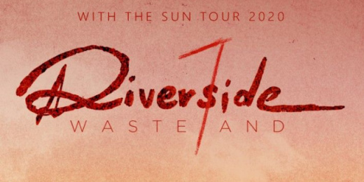 Riverside: With The Sun Tour 2020<br><small><small><small>