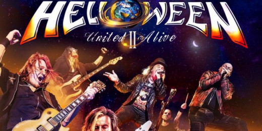 Helloween 2021. UNITED ALIVE PART 2 <br><small><small><small>